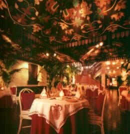 London restaurants for Porte des indes